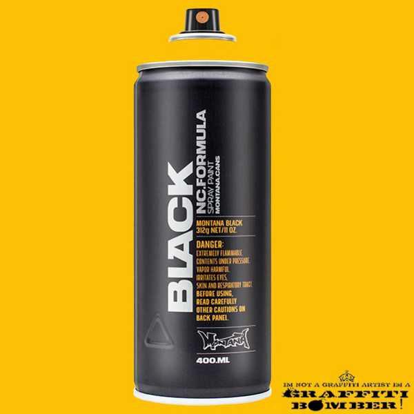 BLK1030 Montana Black Yellow EAN4048500263477