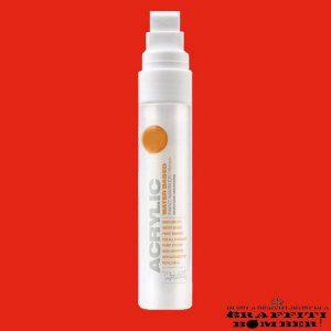 Montana Acrylic Marker 15mm S2020 Oranje Dark EAN4048500323164