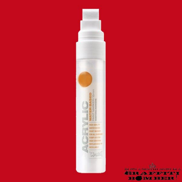 Montana Acrylic Marker 15mm S3000 Red EAN4048500323171