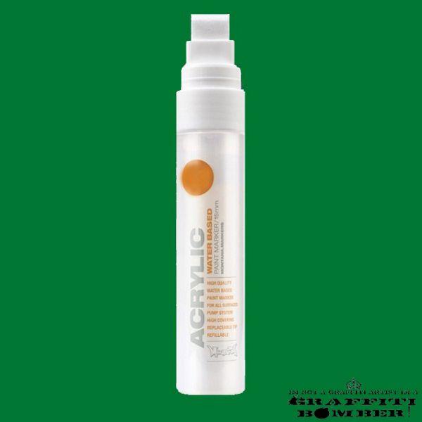 Montana Acrylic Marker 15mm S6010 Green EAN4048500323355