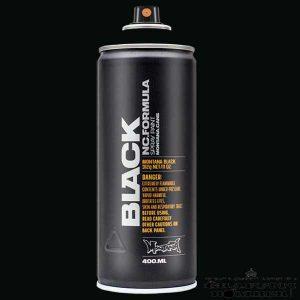 BLK9001 Montana Black Black EAN4048500264368