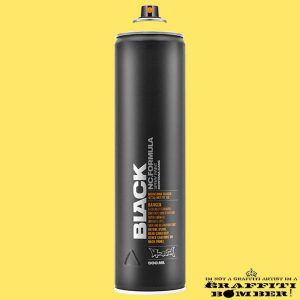 BLK1010 Montana Black 600ml Easter Yellow EAN4048500282638