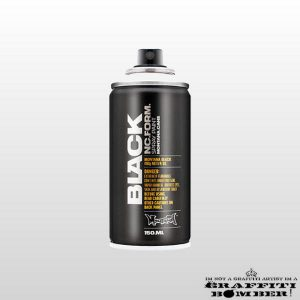 BLKOutline Silver Montana Black 150ml Outline Silver EAN4048500314469