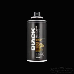 BLKSpider Black Montana Black 150ml Spider Black EAN4048500325489