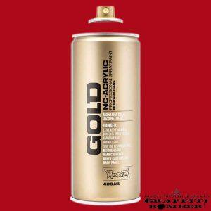 S3020 Montana Gold Shock Kent Blood Red EAN4048500285653