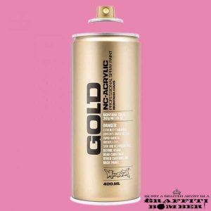 S4000 Montana Gold Shock Pink Light EAN4048500285660
