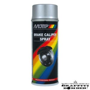 MOTIP Remklauwspray Zilver 04096