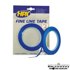 HPX Fine Line Tape 3mm FL0333