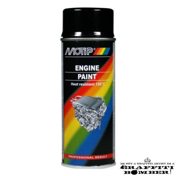 MOTIP 4092 ENGINE PAINT ZWART 04092