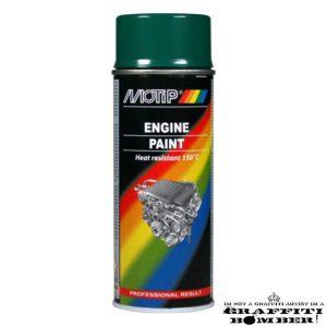 MOTIP 4095 ENGINE PAINT GROEN 04095