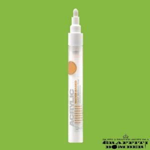 Montana Acrylic Marker 2mm Fluor Groen F6000 Acid Green EAN4048500346347
