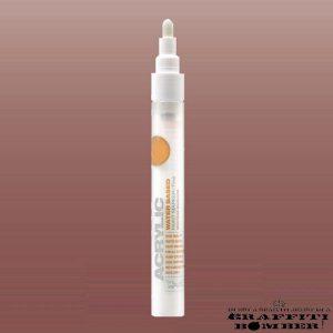 Montana Acrylic Marker 2mm Copper Mat EAN4048500371486