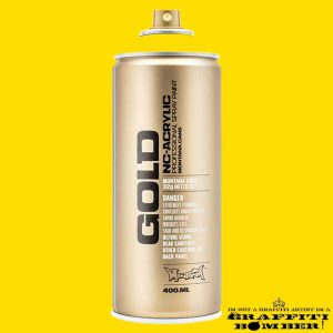F1000 Montana Gold Fluor Flash Yellow EAN4048500283819