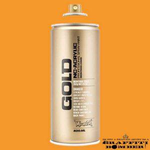 F2000 Montana Gold Fluor Power Orange EAN4048500283826