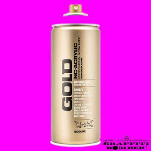 F4000 Montana Gold Fluor Gleaming Pink EAN4048500283840