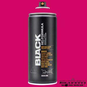 BLKTR4000 Montana Black True Magenta EAN4048500264382