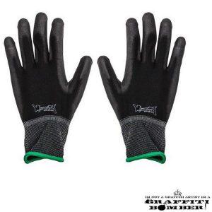 Montana PU Handschoen maat M per paar 336591