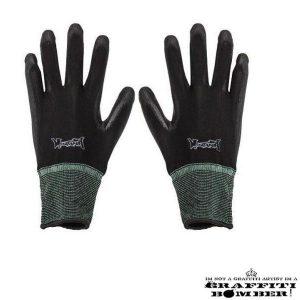 Montana PU Handschoen maat S per paar 404245