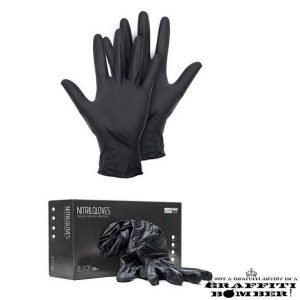 Montana Nitril Handschoen maat XL 100st 430053