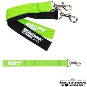 MONTANA Short Lanyard Green EAN4048500443305