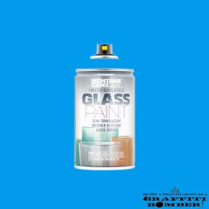 Montana Glass Paint 5055 Baby Blue EAN4048500483059