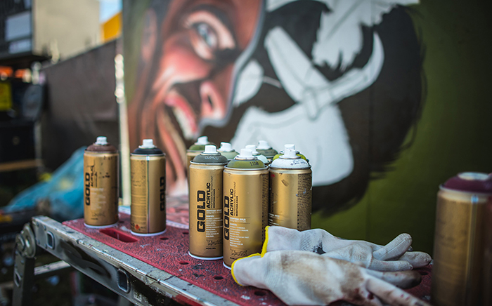 Montana Graffiti Spuitbussen