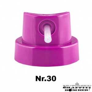 nr.30 369551 Needle Fine Liner Cap Paars (12 st.)