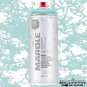 Montana Marble Effect Spray EM 6200 Pastel Green 400 ml 522826