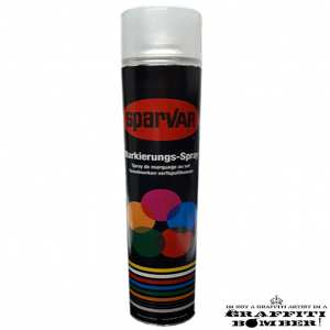 1030-7001UK Sparvar MS Markeer spray Blanke Lak Bodemventiel 750 ml