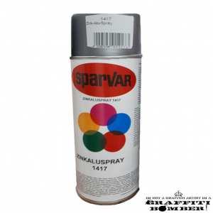 201417 SPARVAR ZINK-ALUSPRAY HELDER 400 ml